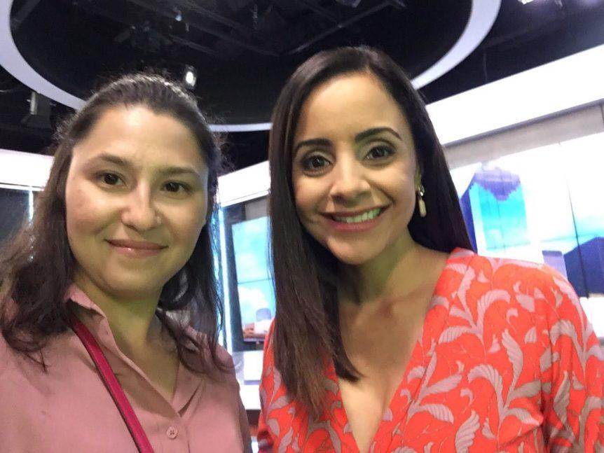Maria Mendoza interviews Crystal Ayala